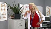 Brazzers - Doctor Adventures -  Diagnosis Horny scene starring Bridgette B, Mariah Madysinn & Ke