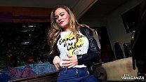 Jacqueline petzak: Busty Colombian Anastasia Rey enjoys hot revenge fuck and creampie thumbnail