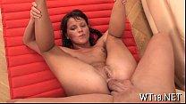 Stunning hot girl licks big weenie porn image