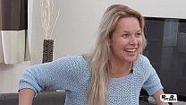 HER LIMIT - Rough anal sex and deep facefucking for hot Czech blonde Nikky Dream Vorschaubild