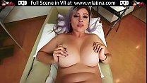 VRLatina.com - Pretty Latin Teen Rides Until Or... Thumbnail