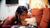 HD 11 Weeks Pregnant Asian Thai Teen Heather De...