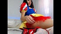 Русские девушки ласкают яички парням