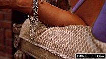 PORNFIDELITY - Glamour Model Gone Bad Christiana Cinn Deep Creampie - 9Club.Top