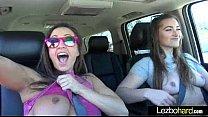 Sex Between Horny Amateur Teen Lez Girls (Dani Daniels & Abigail Mac) video-12 pornhub video