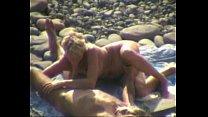 Beach voyeur amateur oral sex thumb