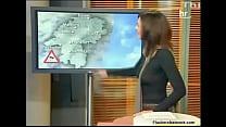 Oops seethrough weathergirl caren schmidt - http:// /WantToChat Vorschaubild