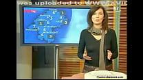 Oops seethrough weathergirl caren schmidt - http:// /WantToChat preview image