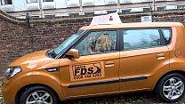 Fake Driving School Busty Blonde Georgie Lyall gets customer satisfaction thumbnail