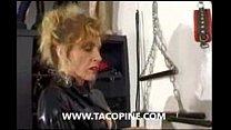 www.tacopine.com : Attachée elle se fait malmené en costume Latex [라텍스 Latex]