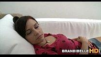 Jackoff & Unload Your Cum On Me While I Sleep Brandi Belle