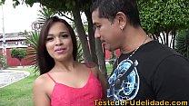 Carolina 19 aninhos perdendo a virgindade no motel Image