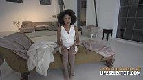 Luna Corazon - Hardcore Interracial Penetration