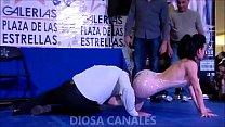SHOW DIOSA CANALES PLAZA GALERIAS PARTE 2 porn image