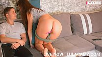 Perfect BIG BUTT to make you CUM! LIVE NOW : LU... Thumbnail