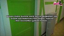 SKANDAL - SEX AUF DER TOILETTE VON DEUTSCHER SC...