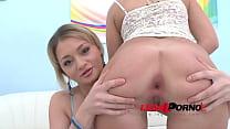 Olivia Devine & Kate Rose anal & DP 4some for LegalPorno SZ824