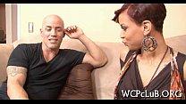 White gal likes blacks pornhub video