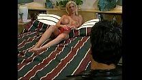 Screenshot Guy walks in  on stunning blonde babe Tina Cheri...