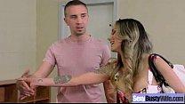 (nadia styles) Big Melon Tits Housewife Banged Hardcore video-25