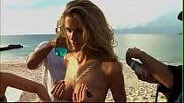 Nude body painting brooklyn decker