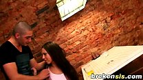 Babe Greti Pihler Takes Step Bro Cock In Bedroom