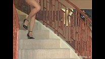 || www.DearSX.com || - Heather Vandeven Masturbates On The Stairs