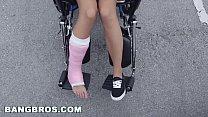 BANGBROS - Petite Kimberly Costa in Wheelchair Gets Fucked (bb13600)