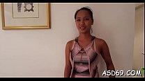 Thai bombshell gangbanged hard pornhub video