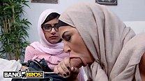 hot wife fucking » watch mia khalifa & julianna vega fuck sean lawless... with bonus content! thumbnail