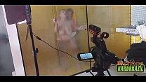 The Biggest Breasts in Brazil in the Blurred Glasses of Bath - Rafaella Denardin - Ed Junior Thumbnail