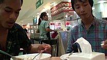 Seidig Glatte Asiatische Twink Jerks Off In Der Dusche