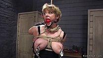 Huge tits Milf slave squirter anal bangs - Download mp4 XXX porn videos