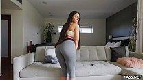 Big Ass Latina Marta La Croft Bounces On Doggy And Cowgirl thumbnail