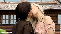 Garden Romance - by Sapphic Erotica lesbian sex...
