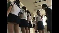 Free download video bokep Japanese schoolgirls in action