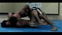 sagging muscle wrestler video