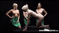Three Mormon Teens Sexual Punishment For Sister Trillium thumbnail