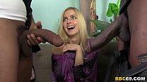 Cute Abigaile Johnson Gets Gangbanged by BBCs Vorschaubild