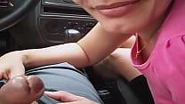 Raquel chupando o motorista de Uber -www.raquel...
