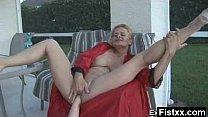 Erotic Fisting Gal Hard Fucked