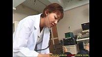Uncensored Japanese MILF porn Doctor - xFuckCam.com