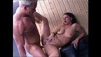 Hot sex in a sauna! thumb