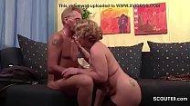 German Old Couple in First Time Porn Casting Roleplay Vorschaubild