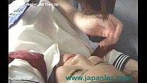 Japanese Asian School Girl Lesbian Tied Up Bondage & download jan dara thumbnail