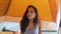 Camping bj by bigtit Latina gf