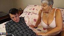 Gorillaz Porn ◦ agedlove granny savana fucked with really hard stick thumbnail