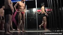 Kinky Japanese schoolgirl, Aoi Yuuki is squirting during an orgasm