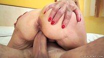 Tori Black Dp, Long dick filled a granny pussy thumbnail