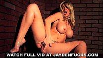 Jayden's Hot Pink Corset